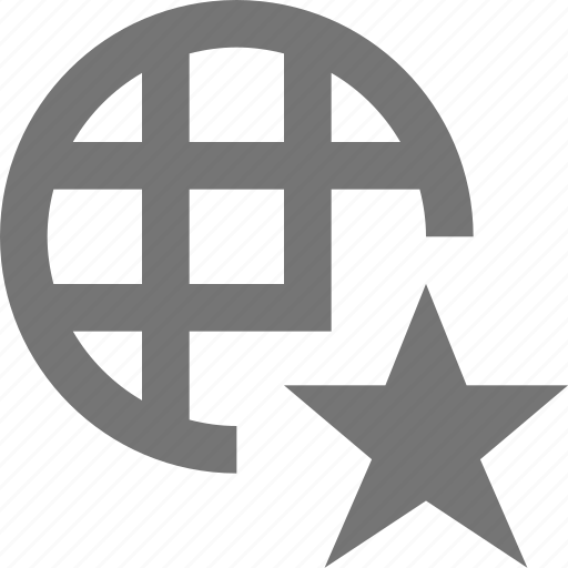 favorite, network, star icon