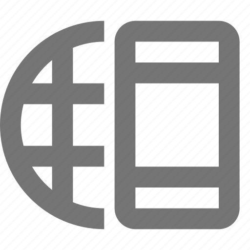device, mobile, network, phone, smartphone, telephone icon