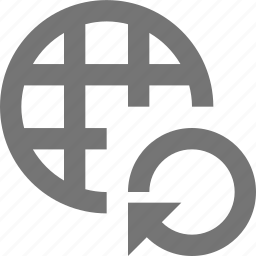 arrow, network, refresh, reload, sync icon