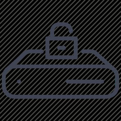 data, database, internet, server, storage, unlocked icon
