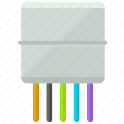 colour, network, printer, printing, quality icon