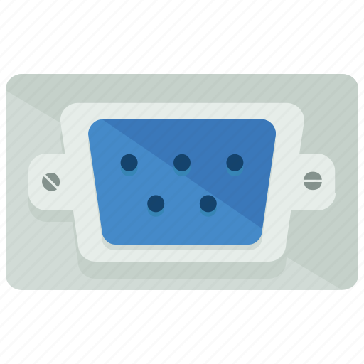computer, device, network, plug, screen icon