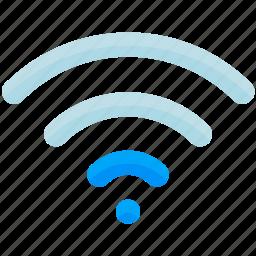 communication, internet, low, medium, network, wifi icon
