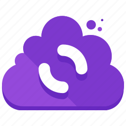 cloud, communication, network, refresh, storage icon