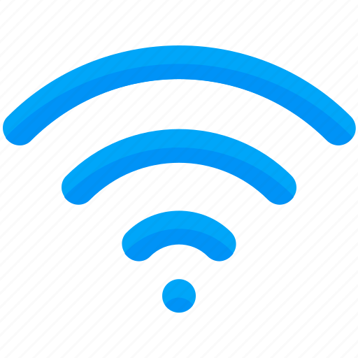 Communication, wifi, network, strong, internet icon
