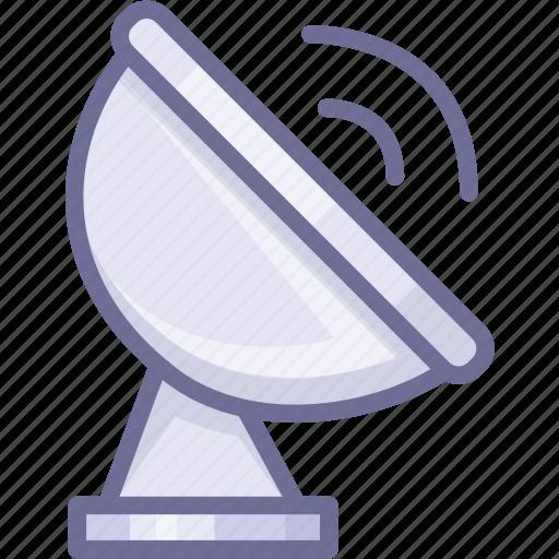 gps, receiver, satellite icon