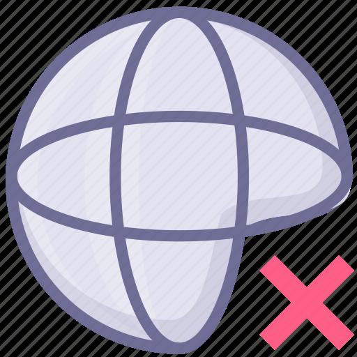 connection, internet, network, offline icon