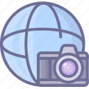 camera, network, photography icon