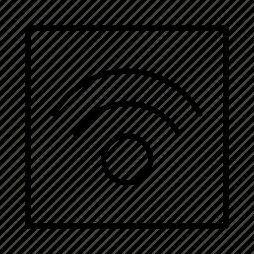 computers, digital, network, tech, technology, ui, wifi icon