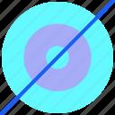 connection, network, offline, pointer, signal, wifi, wireless icon