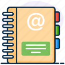 address, address book, book, contacts, contacts book, phone book, phone directory