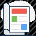 ads, articles, journal, magazine, magazine ads, news magazines, publication paper