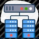 dataserver, lan server, remote desktop, server, server client, terminal, terminal server icon