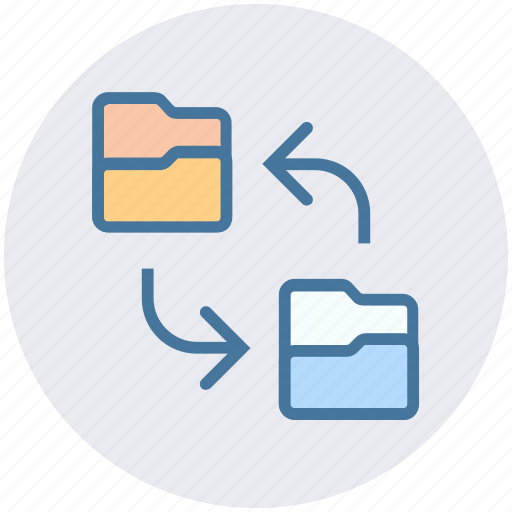access, connection, data, folder share, ftp access, network, storage icon
