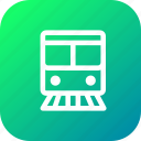 engine, railway, station, train, transportation, travel, vehicle icon