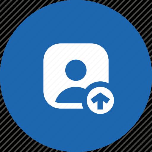 avatar, male, profie, upload, user icon
