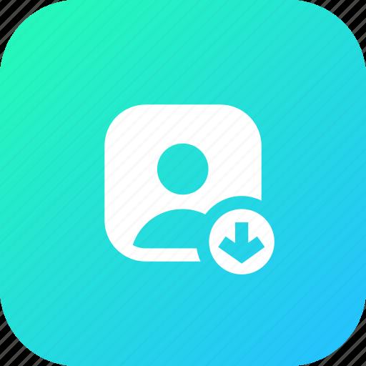 avatar, download, male, profie, user icon