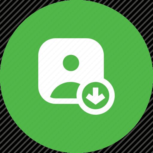avatar, download, male, person, picture, profie, user icon