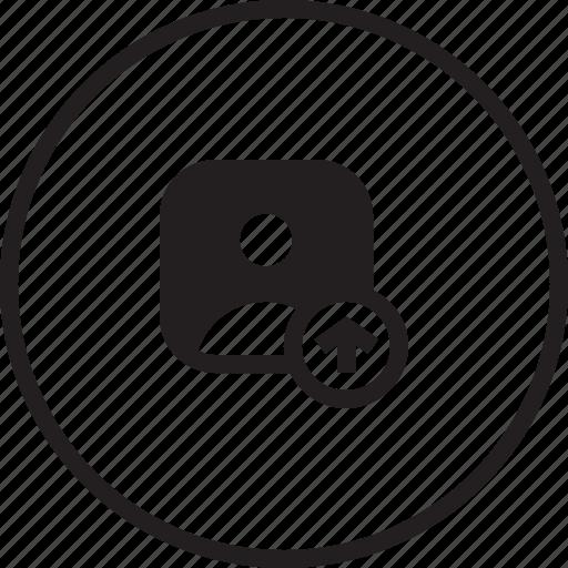 avatar, male, person, picture, profie, upload, user icon