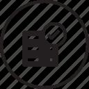 accept, data, database, rack, server, storage, verify