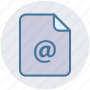 business, document, file, internet, network, office, paper icon
