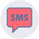 chat, comment, communication, message, sms, talk, text icon