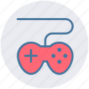 computer game, controller, game, gaming, joypad, joystick, video games icon