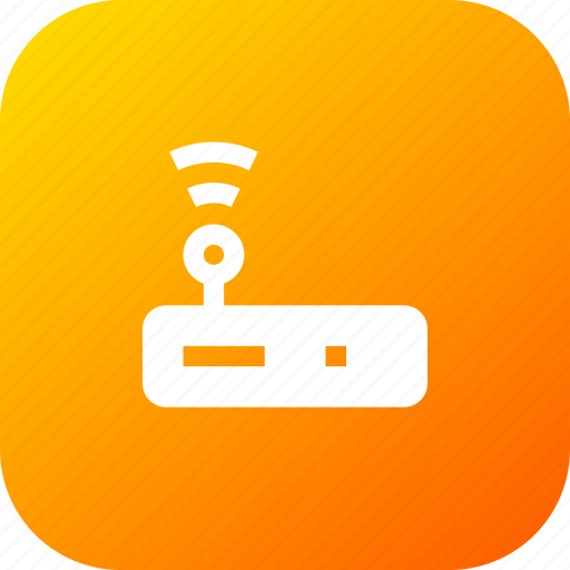 connect, connectivity, data, internet, router, wifi icon