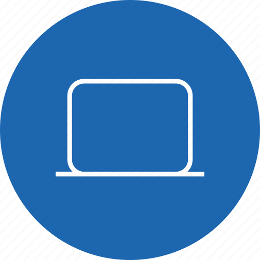 device, display, laptop, monitor, screen, technology icon