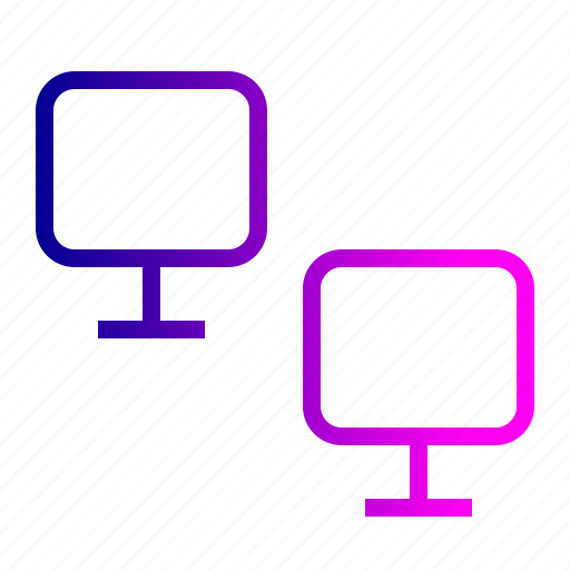 chain, computer, connection, file, hierarchy, parallel, sharing, transfer icon