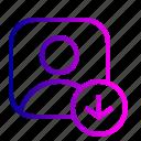 avatar, download, male, profie, user