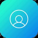 picture, person, user, profie, male, avatar icon