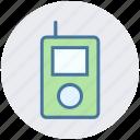 communication, mobile, network, phone, radio, talkie, walkie