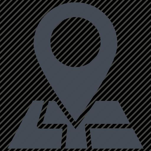 exact location, location marker, location pin, map locator, map pin icon