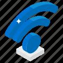 broadband network, internet signal, wifi network, wifi signals, wireless network icon