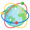 affiliate network, global connection, global network, globalization, international network icon