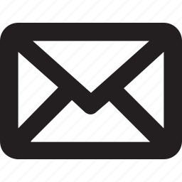 envelop, letter, mail, message, post icon