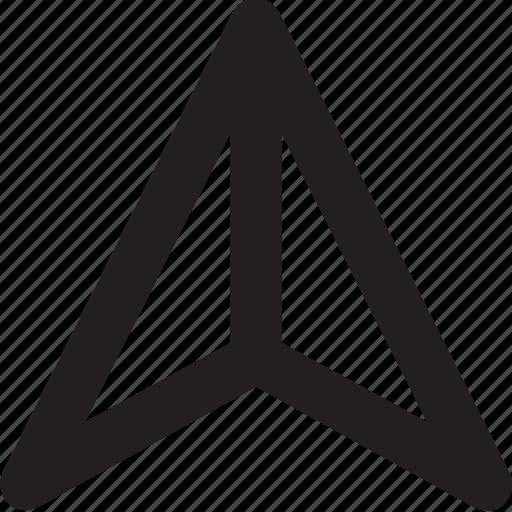 dart, message, paper plane, plane, send icon