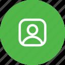 avatar, male, person, profie, user