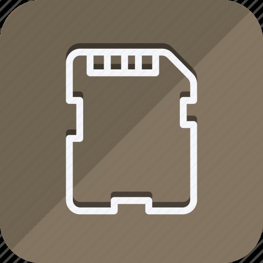 communication, device, internet, network, networking, sim, wireless icon
