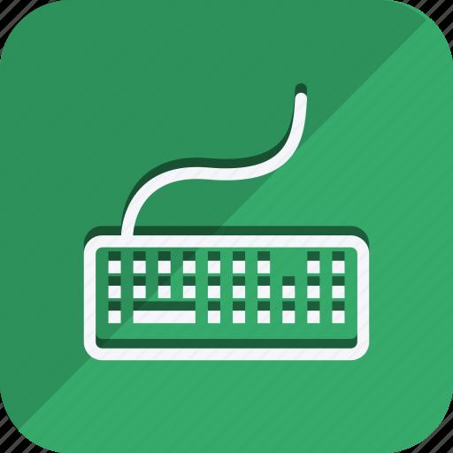communication, device, internet, keyboard, network, networking, wireless icon