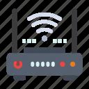 internet, modem, network, router, wifi