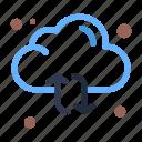 arrow, cloud, refresh, reload, sync