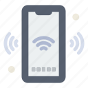 connect, phone, signal, smart, wifi