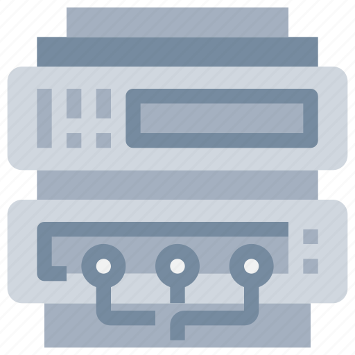 Connect, data, database, hosting, network, server icon - Download on Iconfinder