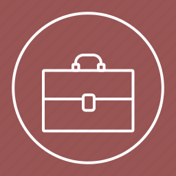 bag, business, case, suitcase icon