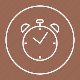 alarm, clock, time, timer, timing icon