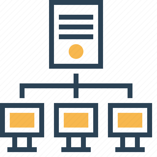 mainframe, network, networking, supercomputer, system, workstation icon