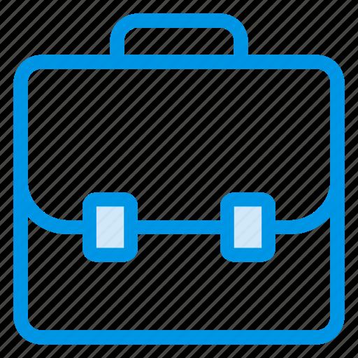 bag, breafcase, bussiness, luggage, portfolio, shopping, suitcase icon
