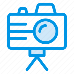 camera, digital, dslr, multimedia, photo, photography, picture icon